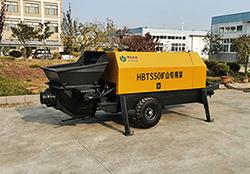 混凝土输送泵的主要作用介绍