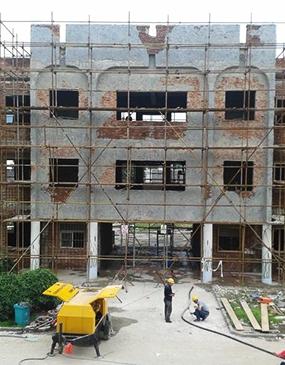 旧楼改造加固